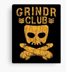 Grindr Club Canvas Print