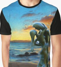 """""""Embrace"""" by Lena Owens Graphic T-Shirt"""