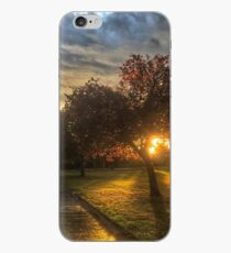 After the rain, comes the Sun  iPhone Case