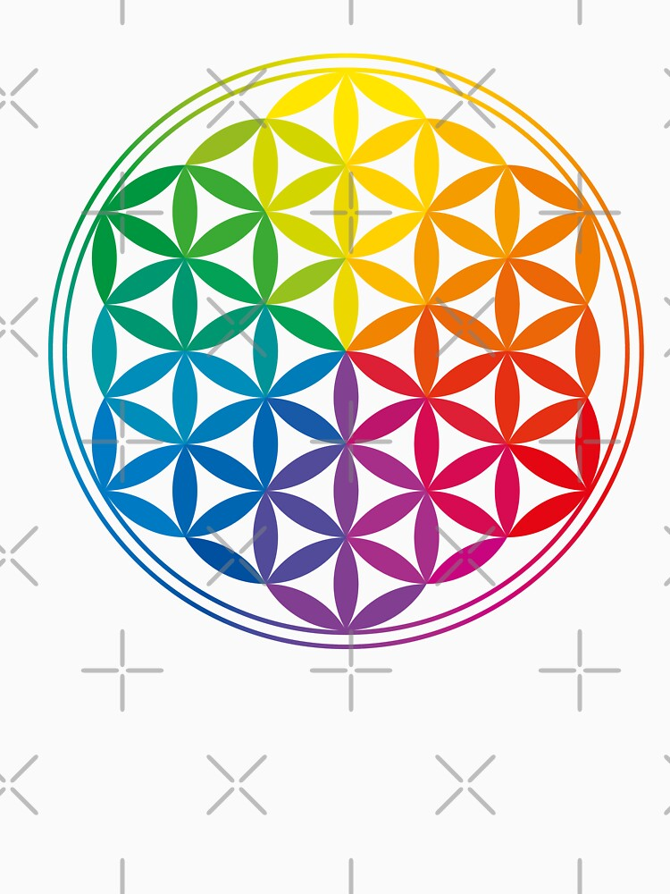 Flower Of Life, Sacred Geometry, Yoga by Jeditwins