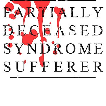 PDS sufferer by betterclenchup
