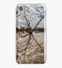 Cloud Reflections - Kilocowera Station iPhone Case/Skin