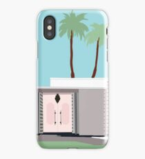 Palm Springs 1 iPhone Case/Skin