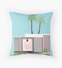 Palm Springs 1 Throw Pillow