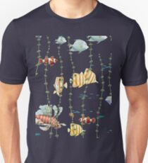 Fish all over T-Shirt