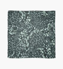 Lush Leaves - Repeating Seamless Pattern Scarf