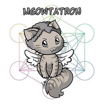 Meowtatron by ShahanaMikagi