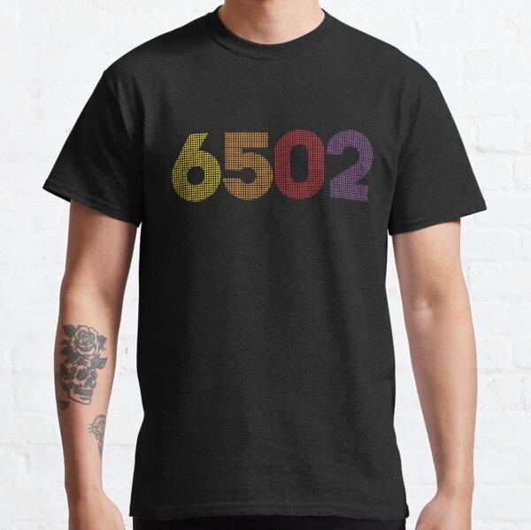6502 microprocessor Classic T-Shirt