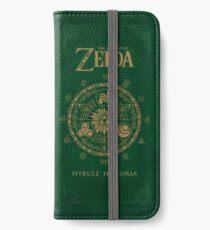 Hyrule Historia Phone Wallet iPhone Wallet