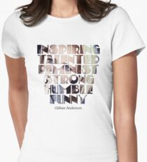 Feature of G.Anderson design Womens Fitted T-Shirt