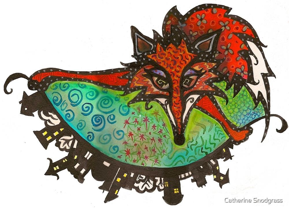 Fox Flips by Catherine Snodgrass