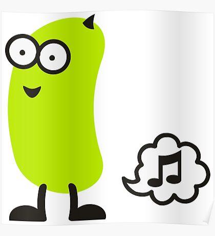Musical Bean VRS2 Poster