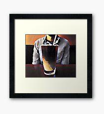 Requiem for Caffeine Framed Print