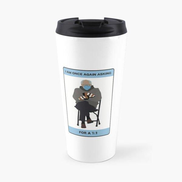 j street u once again asking for a 1:1 Travel Mug