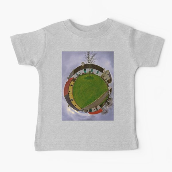 Hanna's Close, County Down (Sky Out) Baby T-Shirt