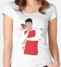 Mesut Ozil (PRICE FLEXIBLE CHECK DESCRIPTION) Women's Fitted Scoop T-Shirt