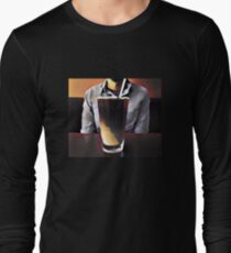 Requiem for Caffeine Long Sleeve T-Shirt