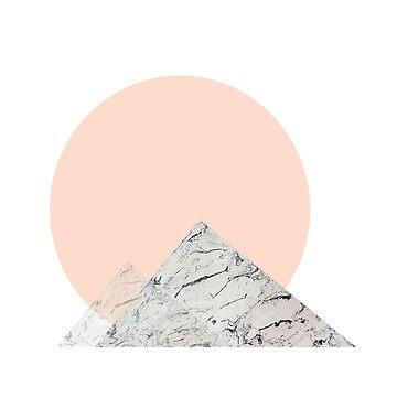 Marble Mountains by JulesTillman