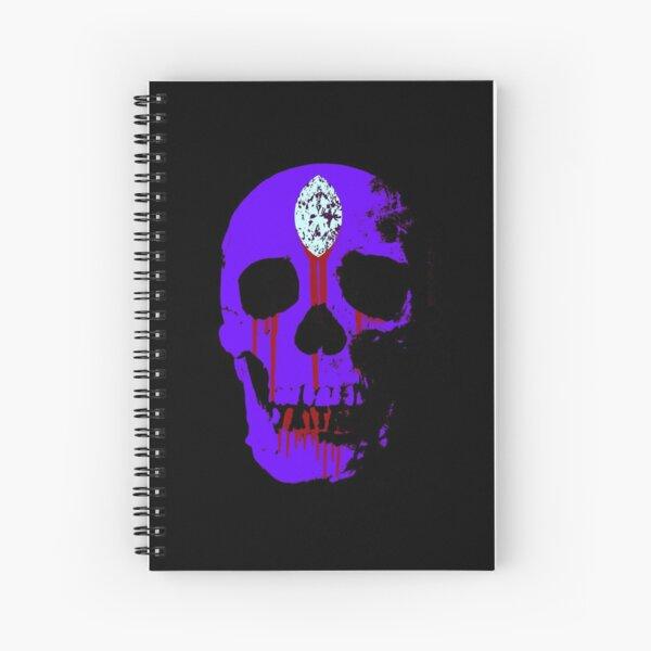 Blood Diamonds Spiral Notebook
