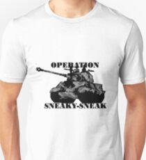 Operation Sneaky Sneak T-Shirt