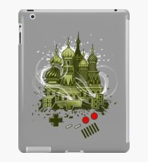 Tetris Gameboy Tribute to Alexey iPad Case/Skin