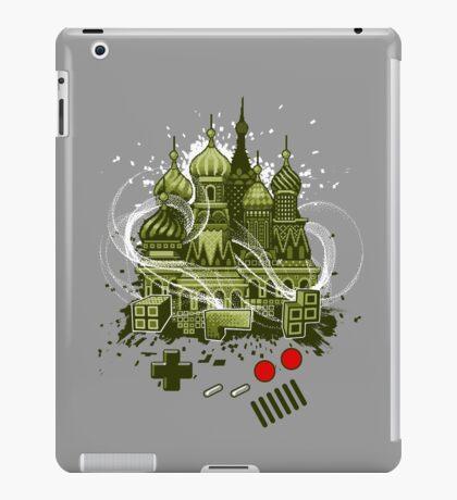 Tetris Gameboy Tribute to Alexey iPad Case/Skin