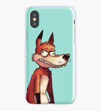 Dumb Fox iPhone Case/Skin