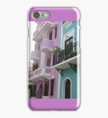 Tropical Island - Puerto Rico iPhone Case/Skin