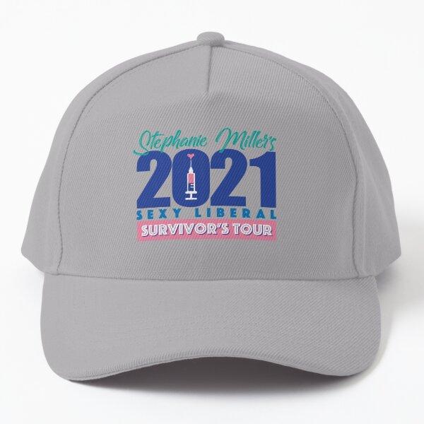 Sexy Liberal Survivors Tour - Listener George Baseball Cap