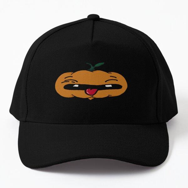 Halloween Pumpkin emoji Baseball Cap