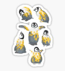 Party Penguins Sticker