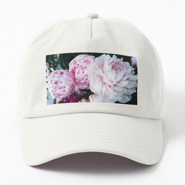 Soft Petals Dad Hat