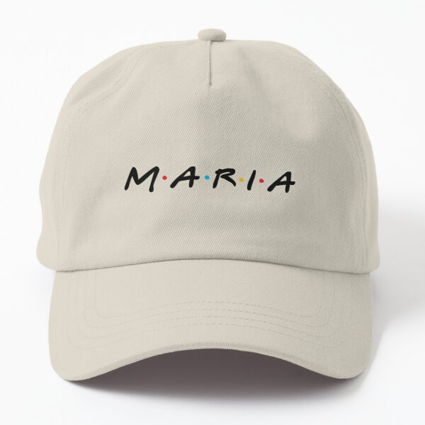 Maria Name Personalized- Friends MEME Dad hat