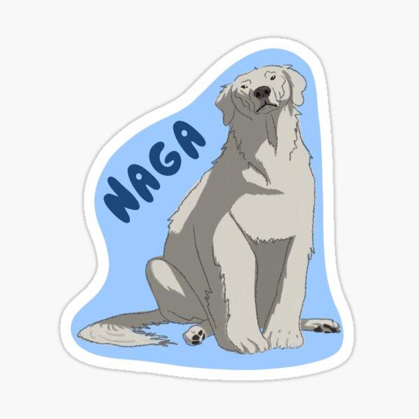 Naga Sticker