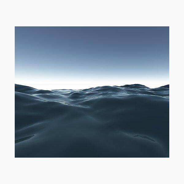 Open Ocean Photographic Print