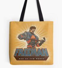 Freeman Tote Bag