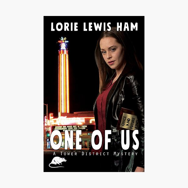 One of Us Book Cover Photographic Print