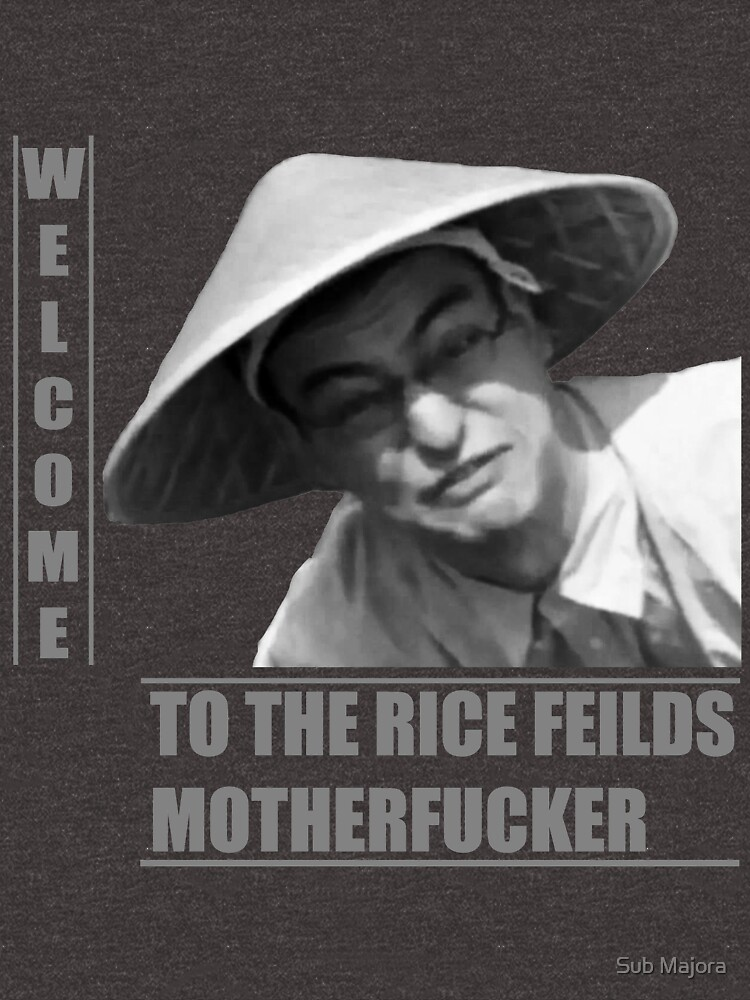 WELCOME TO THE RICE FIELDS by maxyman245