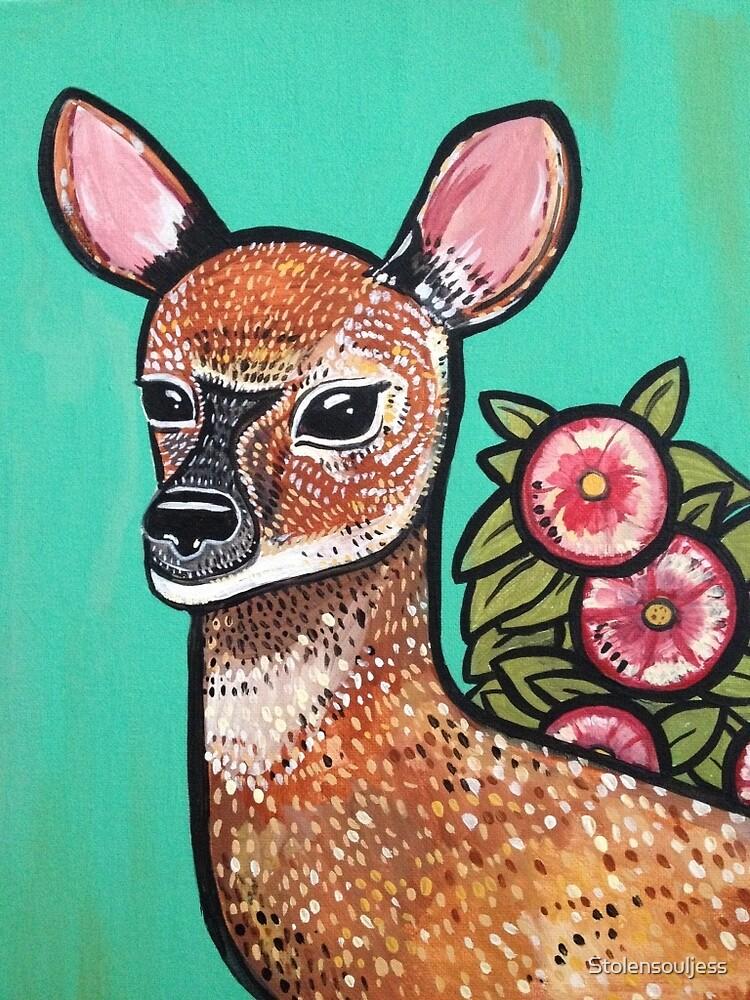 Oh, Deer. by Stolensouljess