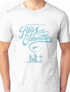 blue jean committee Unisex T-Shirt