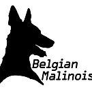 Belgian Malinois pride! by stellarmule