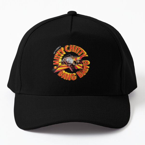 Chitty Chitty Bang Bang Baseball Cap