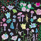 Garden Witch by lunaelizabeth