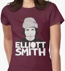 Elliott Smith Women's Fitted T-Shirt