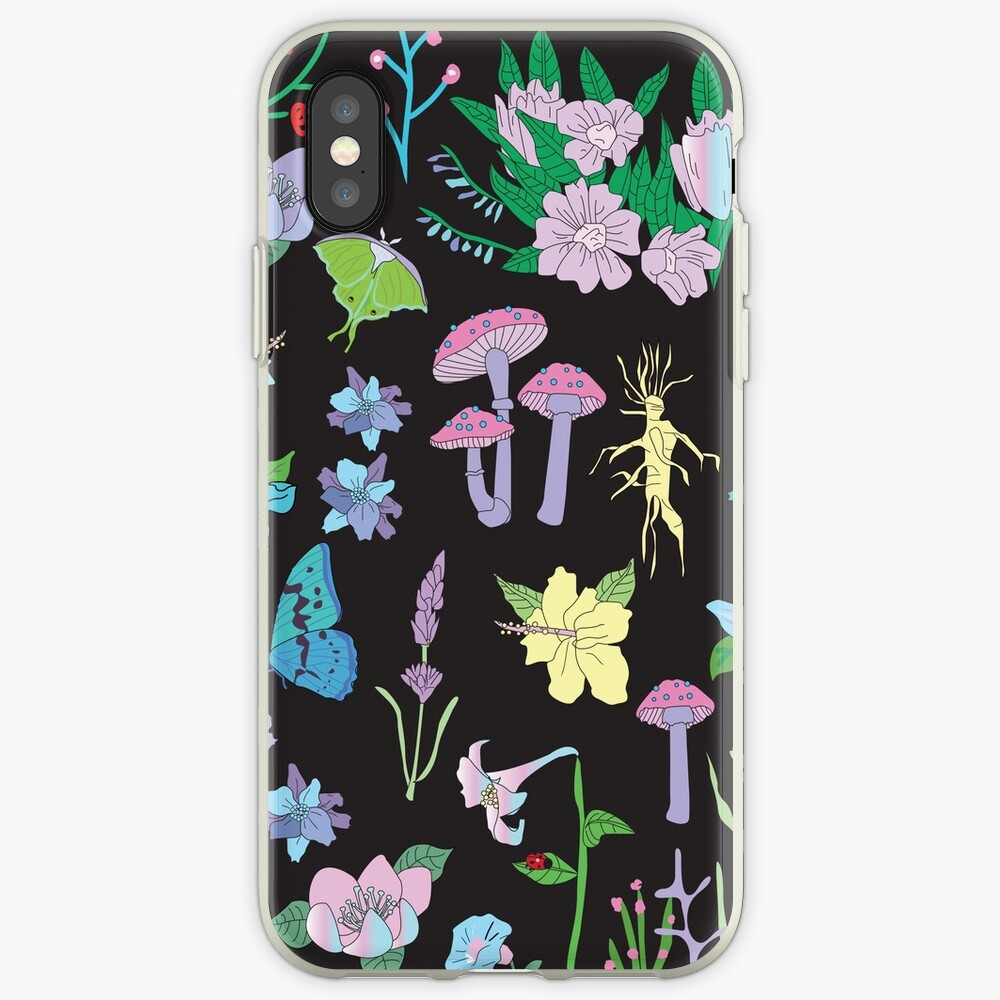 Garden Witch iPhone Case & Cover