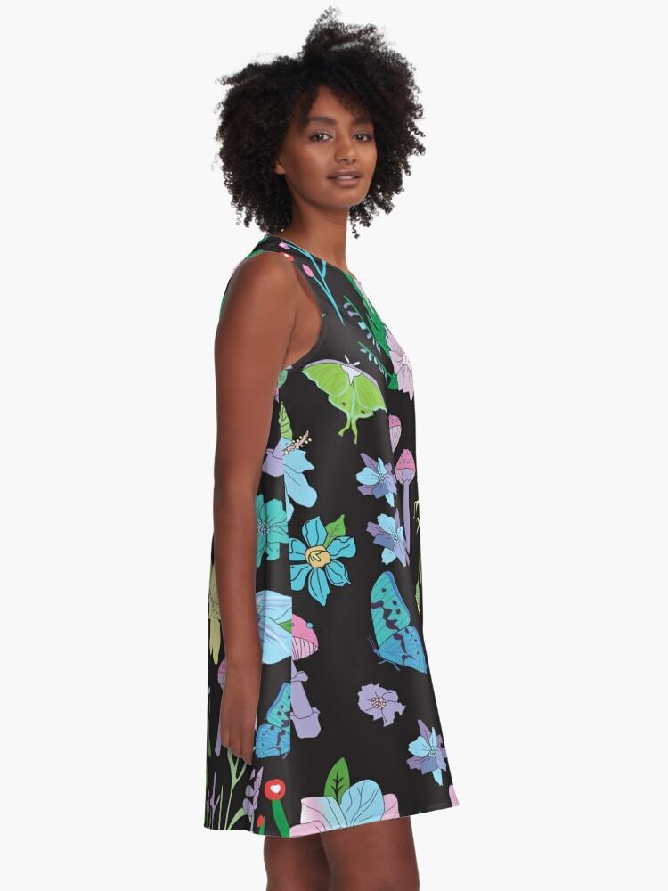 Alternate view of Garden Witch A-Line Dress