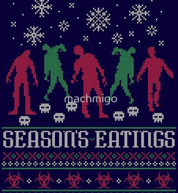 Season's Eatings by machmigo