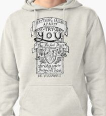 """'YOU' - """"The Perfect Drug"""" Pullover Hoodie"""