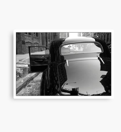 Brooklyn Flashback Canvas Print
