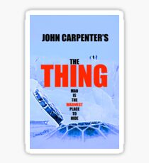 THE THING 17 Sticker